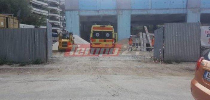 Δυτική Ελλάδα: 37χρονος έπεσε από σκαλωσιά – Μεταφέρθηκε με κινητή μονάδα του ΕΚΑΒ στο νοσοκομείο (ΔΕΙΤΕ ΦΩΤΟ)