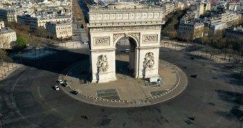 Παρίσι: Συναγερμός για βόμβα στην Αψίδα του Θριάμβου