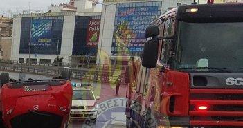 Τραγωδία! Δύο Αγρινιώτες έχασαν τη ζωή τους χθες στις 8 το βράδυ στην Αθηνών-Λαμίας