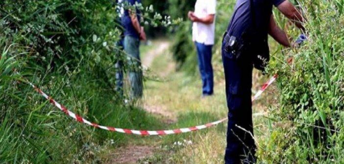 Μακάβριο εύρημα στη Βόρεια Εύβοια: Βρέθηκε ανθρώπινος σκελετός σε χωράφι