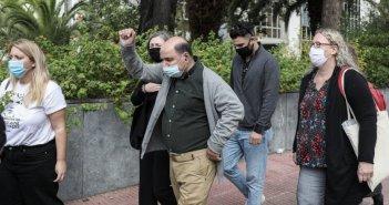 Ζακ Κωστόπουλος: Διακόπηκε η δίκη λόγω κρούσματος κορονοϊού
