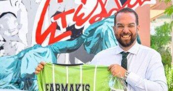 Ο Νεκτάριος Φαρμάκης για το 5ο Διεθνές Street Art Φεστιβάλ Πάτρας