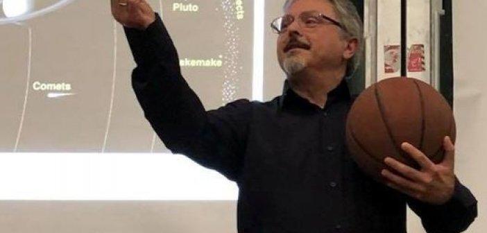 Ναύπακτος: Tο βραβείο του Έλληνα Ερασιτέχνη Αστρονόμου 2019 πήρε ο Αργύρης Δρίβας