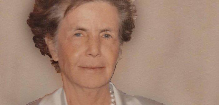 """Έφυγε η Ανδρομάχη Θεοδωροπούλου Μπαλαούρα, μία εκ των ιδρυτών των Εκπαιδευτηρίων """"Παναγία Προυσιώτισσα"""""""