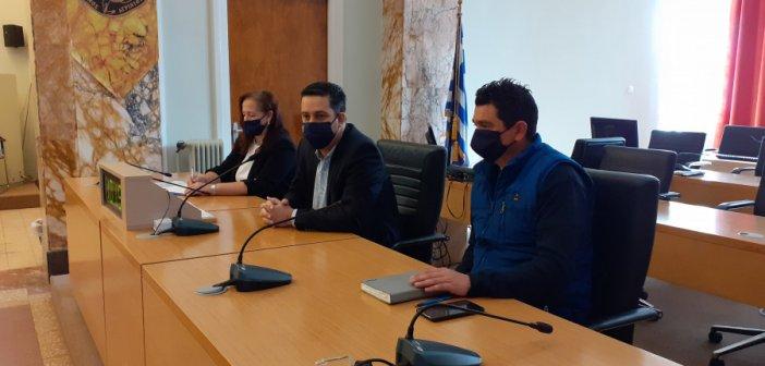 Συνεδρίασε το Συντονιστικό Τοπικό Όργανο του Δήμου Αγρινίου