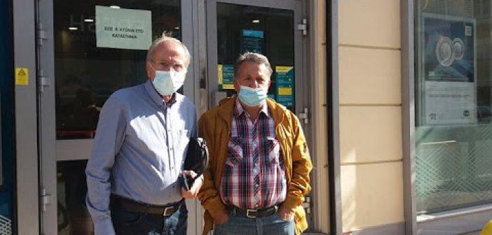 Βόνιτσα: ΟΧΙ στο κλείσιμο των τραπεζικών υποκαταστημάτων στη Βόνιτσα