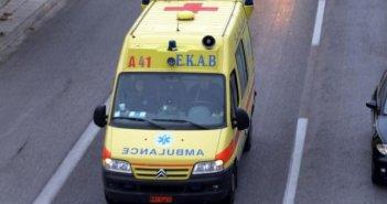 Φθιώτιδα: Διασωληνώθηκε μωρό με τραύμα στο κεφάλι