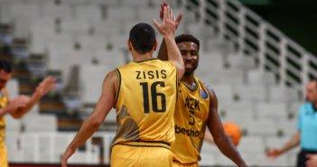 Basket League: Πρόκληση για την ΑΕΚ σήμερα στο Μεσολόγγι