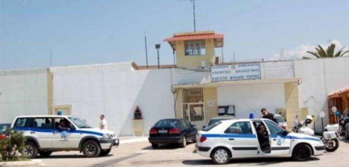 Φυλακές Πάτρας: Μεγάλη επιχείρηση της ΕΛ.ΑΣ, για τη μεταφορά του Ν. Παλαιοκώστα στο νοσοκομείο