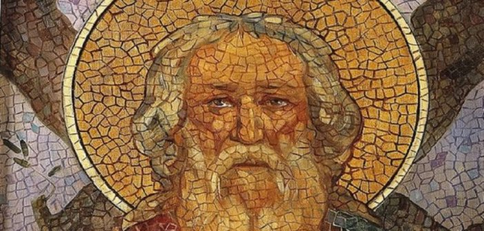 Στις 30 Νοεμβρίου εορτάζει ο Άγιος Ανδρέας ο Πρωτόκλητος
