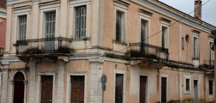 Η Αρχιτεκτονική Τσίλλερ σήμα κατατεθέν του Αστακού