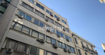 Αυτοκτονία στο κέντρο της Αθήνας! Έπεσε από τον 6ο όροφο