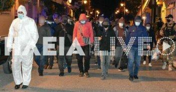 Δυτική Ελλάδα: Σε σκάφος στο Κατάκολο φέρεται να επέβαιναν καταδιωκόμενοι Τούρκοι απ' τον Ερντογάν