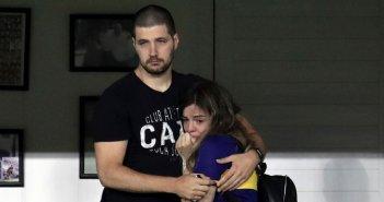 Ρίγος: Οι παίκτες της Μπόκα πανηγυρίζουν μπροστά στην κόρη του Μαραντόνα, Ντάλμα -Ξέσπασε σε κλάματα (Video)