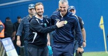 """Δέλλας: """"Η εικόνα άλλαξε προς το καλύτερο, μας έλειψε το γκολ"""""""