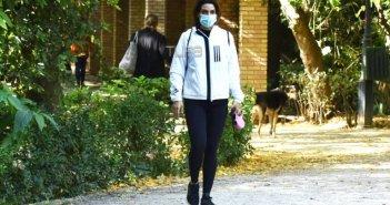 Τόνια Σωτηροπούλου: Μετακίνηση 6 στο Ζάππειο! Με casual look μαγνήτισε τα βλέμματα των περαστικών