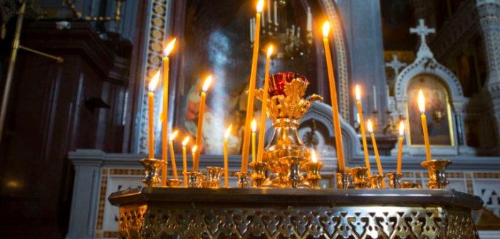 Ανοίγουν οι εκκλησίες τη Δευτέρα με αυστηρά μέτρα – Επιτρέπονται ξανά τα μυστήρια