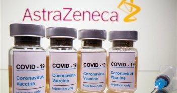 Αποτελέσματα και προβληματισμοί για το εμβόλιο της AstraZeneca