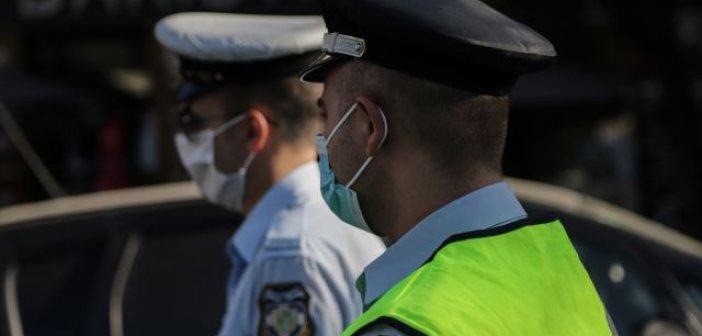 Αγρίνιο: 31 πρόστιμα χθες για μάσκες και άσκοπες μετακινήσεις