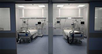 Κορωνοϊός: «Γονατίζουν» τα νοσοκομεία της Βόρειας Ελλάδας – Διασωληνώνουν ασθενείς και εκτός ΜΕΘ