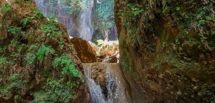 Δυτική Ελλάδα: Καταρράκτες της Νεμούτα- Εδώ, που μένουν οι νεράιδες