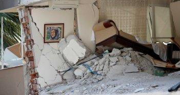 Τουρκία: Εξανεμίζονται οι ελπίδες για ζωή στα χαλάσματα – 60 οι νεκροί του φονικού σεισμού