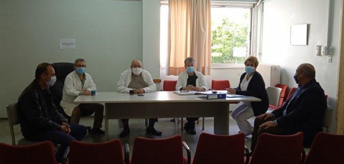 Ναύπακτος: Στην Πρωτοβάθμια Υγειονομική Επιτροπή ο Δήμαρχος και ο Πρόεδρος του Εργατοϋπαλληλικού Κέντρου
