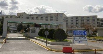 """Δυτική Ελλάδα: """"Πιέζονται"""" τα νοσοκομεία του Ρίου και του Άγιου Ανδρέα – Σχεδόν πλήρεις οι ΜΕΘ"""