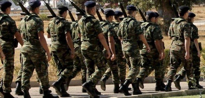 Κανονικά η κατάταξη οπλιτών Νοεμβρίου – Ανακοίνωση ΓΕΕΘΑ με τα μέτρα