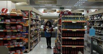 Κορονοϊός: Διευκρινίσεις για την διασπορά και την υπερμετάδοση στα σούπερ μάρκετ – Τι ισχύει