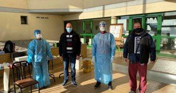 Αγρίνιο: Αρνητικά τα rapid test 100 αστυνομικών