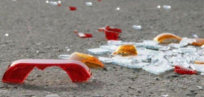 Ναύπακτος:Τροχαίο ατύχημα ευτυχώς χωρίς τραυματισμό