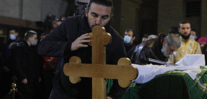Πατριάρχης Ειρηναίος: Σε λαϊκό προσκύνημα η σορός