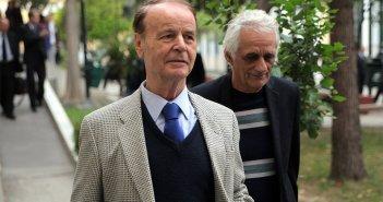 Στον εισαγγελέα ο 87χρονος Μπάμπης Βωβός – Συνελήφθη για φοροδιαφυγή