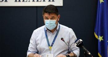 Τα δυο νέα μέτρα που ανακοίνωσε ο Χαρδαλιάς – Πάνω από 16.000 τα ενεργά κρούσματα