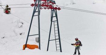 Χειμερινός τουρισμός στα τάρταρα – Η αγωνία στα χιονοδρομικά και στα θέρετρα
