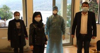 Νέο μοριακό έλεγχο για κορονοϊό σε εργαζόμενους και αιρετούς πραγματοποίησε ο Δήμος Αμφιλοχίας