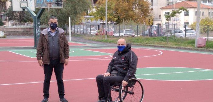 Ο Αγρινιώτης Πρωταθλητής Π.Αγγελούδης για την Παγκόσμια Ημέρα Ατόμων με Αναπηρία