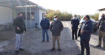 Συσκέψεις στην  Αιτωλ/νία με παραγωγούς εσπεριδοειδών – Παρέμβαση στο υπουργείο Αγροτικής Ανάπτυξης
