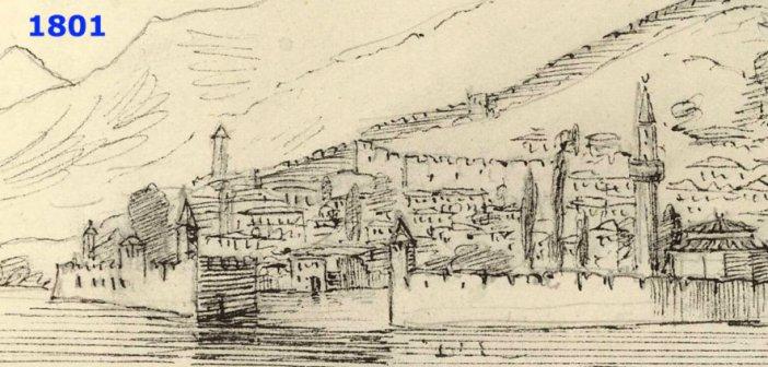 Μια επανάληψη στοιχείων της ιστορίας πόλεως Ναυπάκτου
