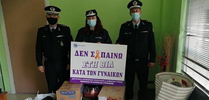 Προσφορά ανθρωπιάς και αλληλεγγύης από τους αστυνομικούς της Α.Δ. Ακαρνανίας (ΦΩΤΟ)
