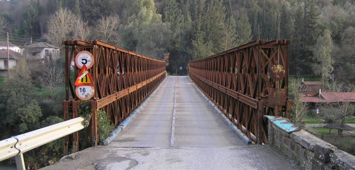 Έκλεισε εκτάκτως η Γέφυρα Μπανιά- Εργασίες επισκευής