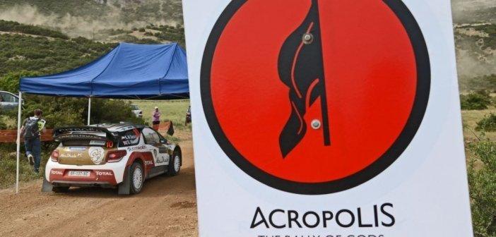 Επίσημο: Το Ράλι Ακρόπολις επιστρέφει στο WRC!