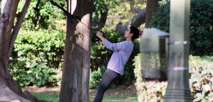 Η Τόνια Σωτηροπούλου απέκτησε μια αγαπημένη συνήθεια σε αυτή την καραντίνα