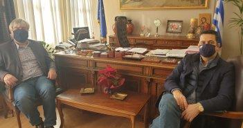 Συνεργασία παρατάξεων Παπαναστασίου-Καραμητσόπουλου