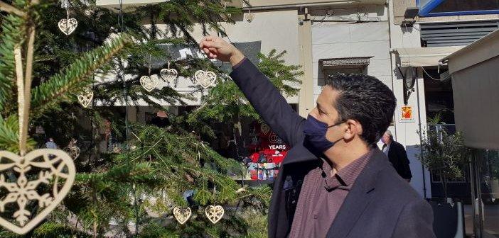 Ο Δήμος Αγρινίου κοντά στο Make-A-Wish συμμετέχοντας  στο πρόγραμμα Αστέρι της Ευχής