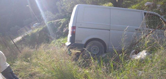 Tροχαίο ατύχημα στον Αστακό