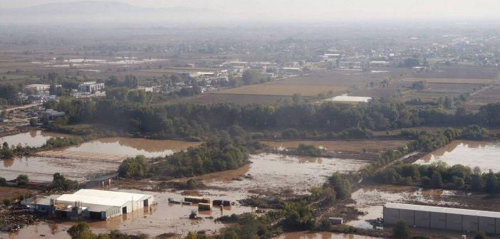 «Ιανός»: Ξεκινούν σήμερα οι αποζημιώσεις για αγρότες και κτηνοτρόφους