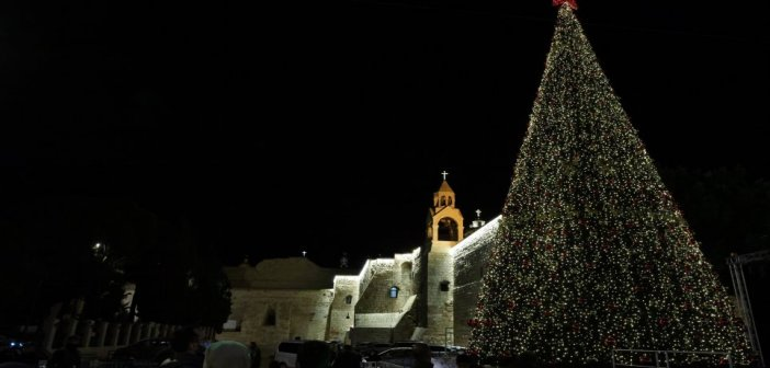 Βηθλεέμ: Τα… ήσυχα Χριστούγεννα της εποχής του κορωνοϊού