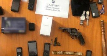 """Αιτωλοακαρνανία – Εγκληματική οργάνωση: Η συνολική λεία των δραστών ξεπερνά τις 100.000 ευρώ – Δέκα συλλήψεις – Έγκλειστος σε φυλακή ο """"εγκέφαλος"""""""